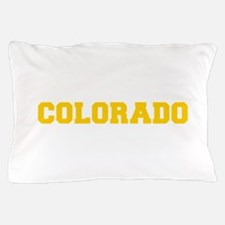COLORADO-Fre gold 600 Pillow Case