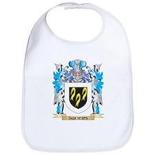 Squiers Coat of Arms - Family Crest Bib