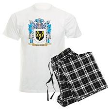 Squiers Coat of Arms - Family Pajamas