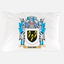 Squire Coat of Arms - Family Crest Pillow Case