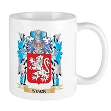 Stack Coat of Arms - Family Crest Mugs