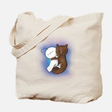 Cuddly Cry Tote Bag