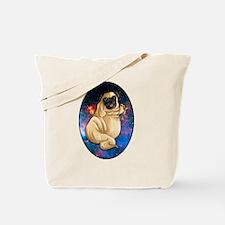 Jabba the Pug Tote Bag