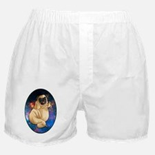 Jabba the Pug Boxer Shorts