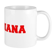INDIANA-Fre red 600 Mugs