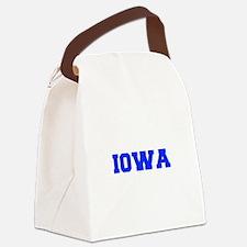 Iowa-Fre blue 600 Canvas Lunch Bag