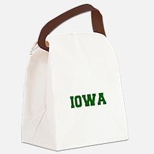 IOWA-Fre d green 600 Canvas Lunch Bag