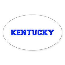 Kentucky-Fre blue 600 Decal