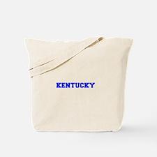 Kentucky-Fre blue 600 Tote Bag