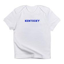 Kentucky-Fre blue 600 Infant T-Shirt