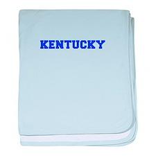 Kentucky-Fre blue 600 baby blanket