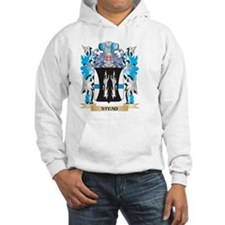 Stead Coat of Arms - Family Cres Hoodie