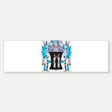 Stead Coat of Arms - Family Crest Bumper Bumper Bumper Sticker