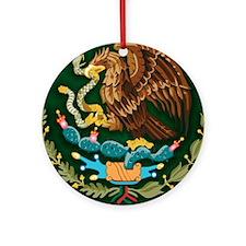 Mexico COA Ornament (Round)