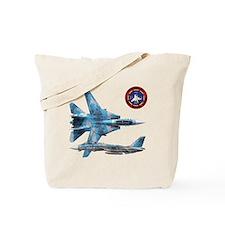 US Navy Fighter Weapons Schoo Tote Bag