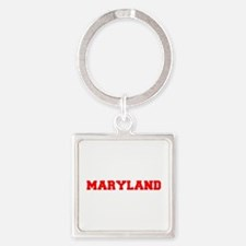MARYLAND-Fre red 600 Keychains