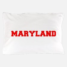 MARYLAND-Fre red 600 Pillow Case