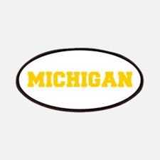 MICHIGAN-Fre gold 600 Patch