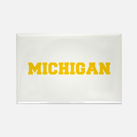 MICHIGAN-Fre gold 600 Magnets
