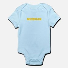 MICHIGAN-Fre gold 600 Body Suit