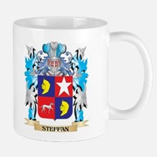 Steffan Coat of Arms - Family Crest Mugs