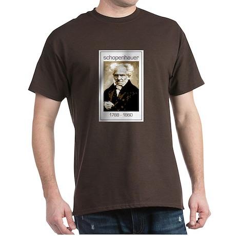 Schopenhauer Dark T-Shirt