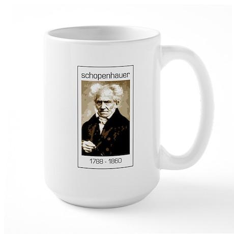 Schopenhauer Large Mug