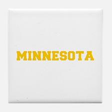 MINNESOTA-Fre gold 600 Tile Coaster