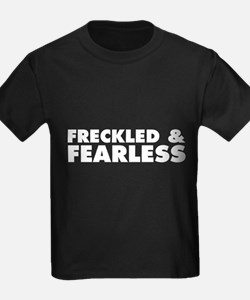 Freckled and Fearless T