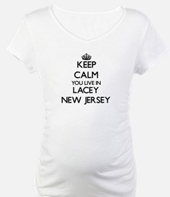 Keep calm you live in Lacey New Shirt