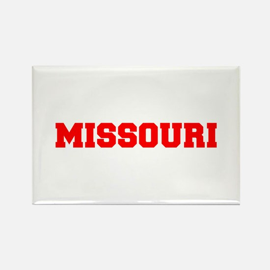 MISSOURI-Fre red 600 Magnets