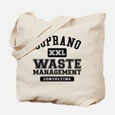Soprano Waste Management Tote Bag
