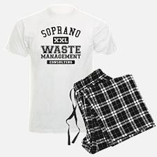 Soprano Waste Management Pajamas