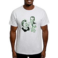 Man Giving Money T-Shirt