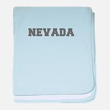 NEVADA-Fre gray 600 baby blanket