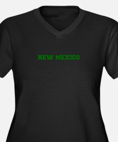 NEW MEXICO-Fre d green 600 Plus Size T-Shirt