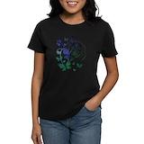 Butterflies Women's Dark T-Shirt