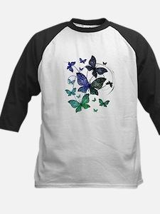 Butterflies Baseball Jersey
