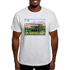 Blossoms & Min T-Shirt