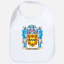Stewart Coat of Arms - Family Crest Bib