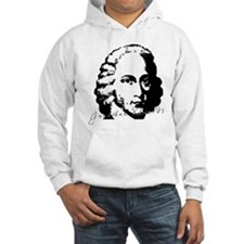 Jonathan Edwards Bust with Signature Hoodie