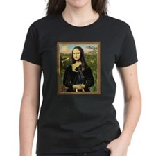 Mona Lisa (new) Min. Pinscher Tee