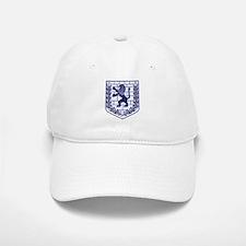 Lion of Judah White Baseball Baseball Cap