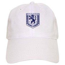 Lion of Judah White Baseball Cap