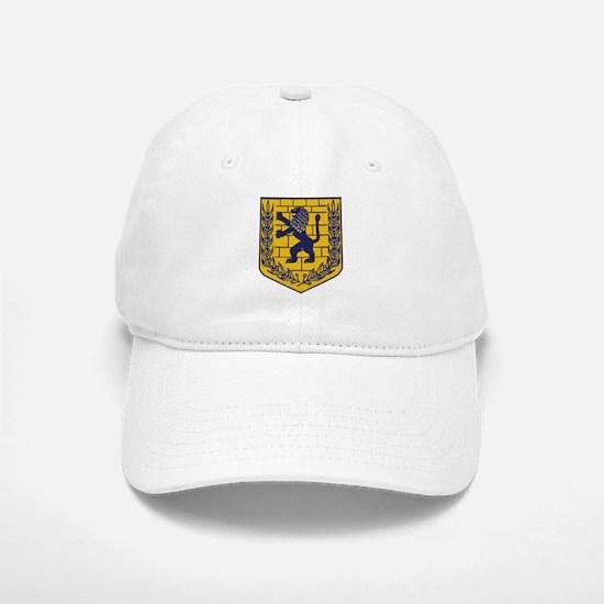 Lion of Judah Gold Baseball Baseball Cap