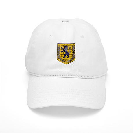 Lion of Judah Gold Cap