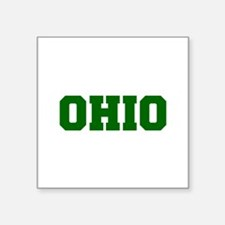 OHIO-Fre d green 600 Sticker