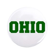 """OHIO-Fre d green 600 3.5"""" Button (100 pack)"""