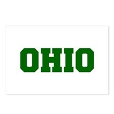 OHIO-Fre d green 600 Postcards (Package of 8)