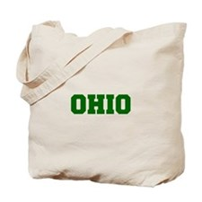 OHIO-Fre d green 600 Tote Bag